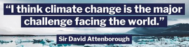 FoE Climate Change Petition