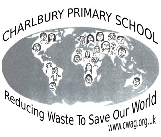 A better  world in the Future on the Charlbury School Jute Bag